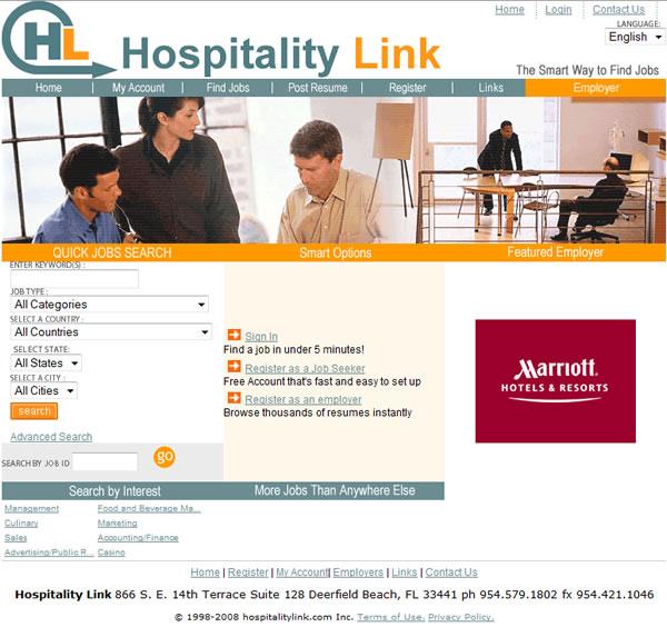 website design portfolio page 2